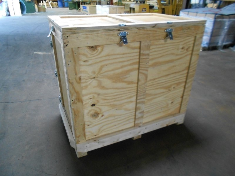 Reusable Crates Trade Show Boxes Custom Cases Roddy